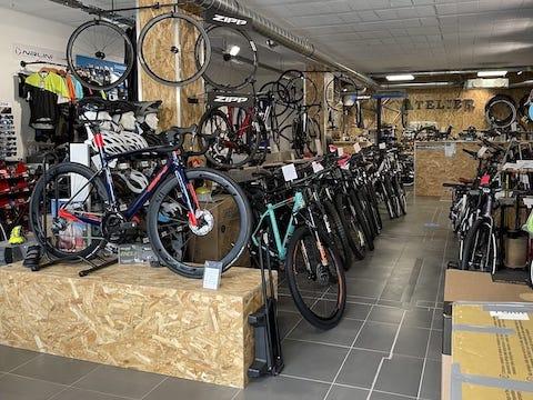Vente et réparation de cycles à Fréjus